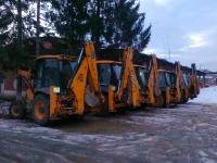 Вывоз снега, механизированная уборка территорий