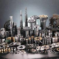Запасные части для гидронасосов и моторов Bosch Rexroth, Kawasaki, Hitachi и др.
